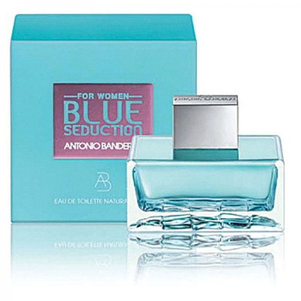 Blue Seduction for women